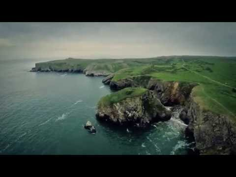 Wales Drone Footage