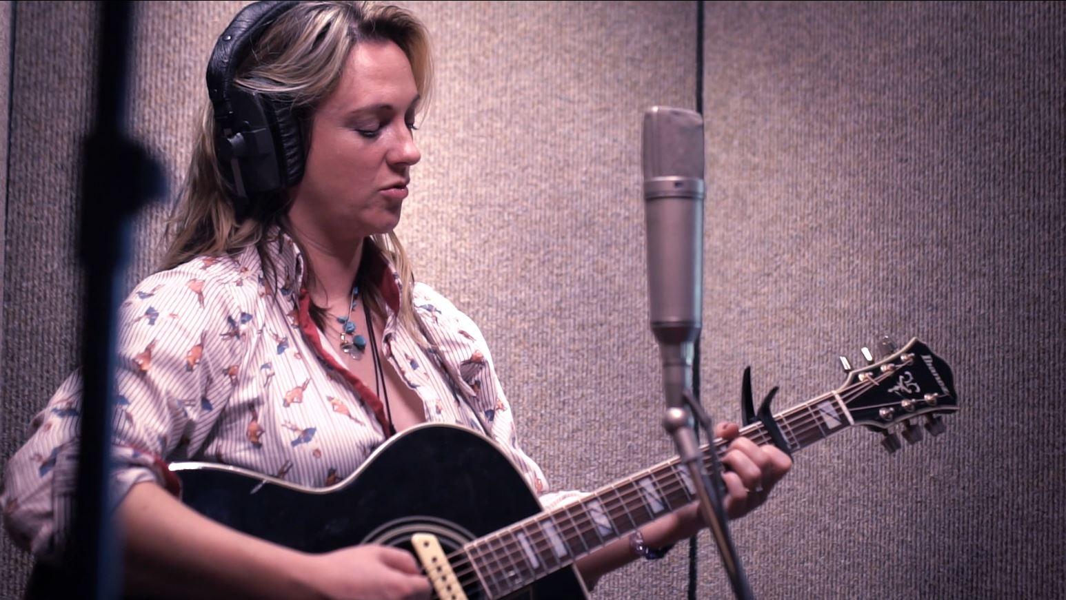 Studio Session Video