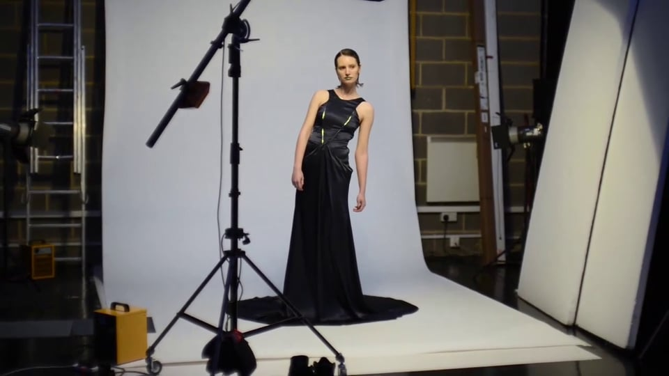 Fashion shoot teaser