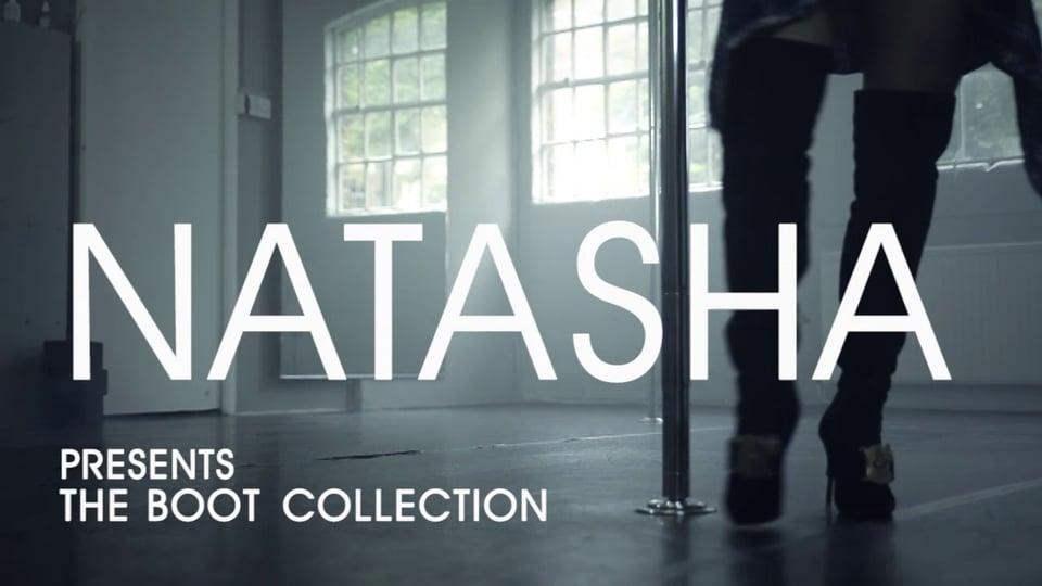 Shoe promo video