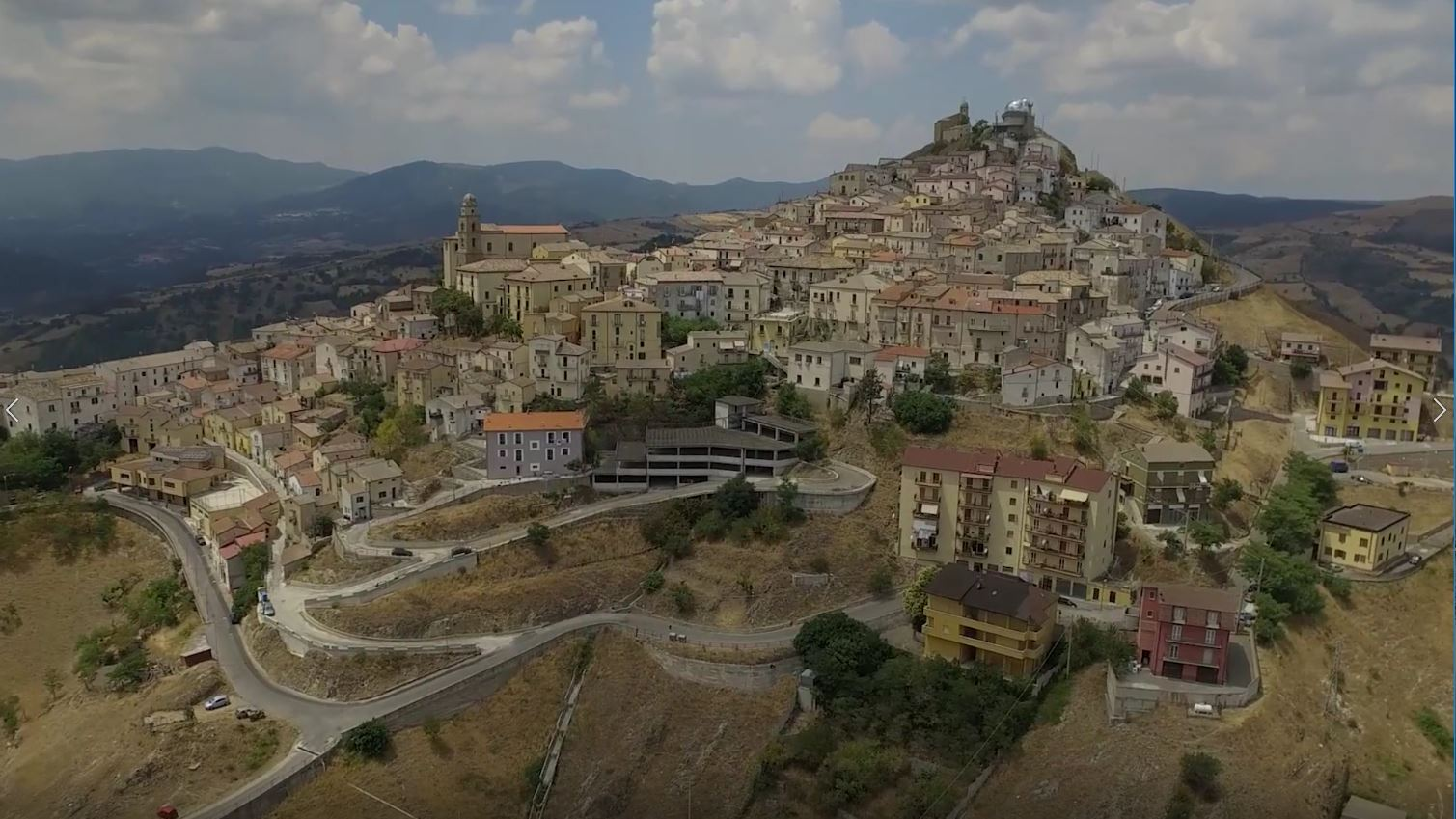 Italy Drone Footage