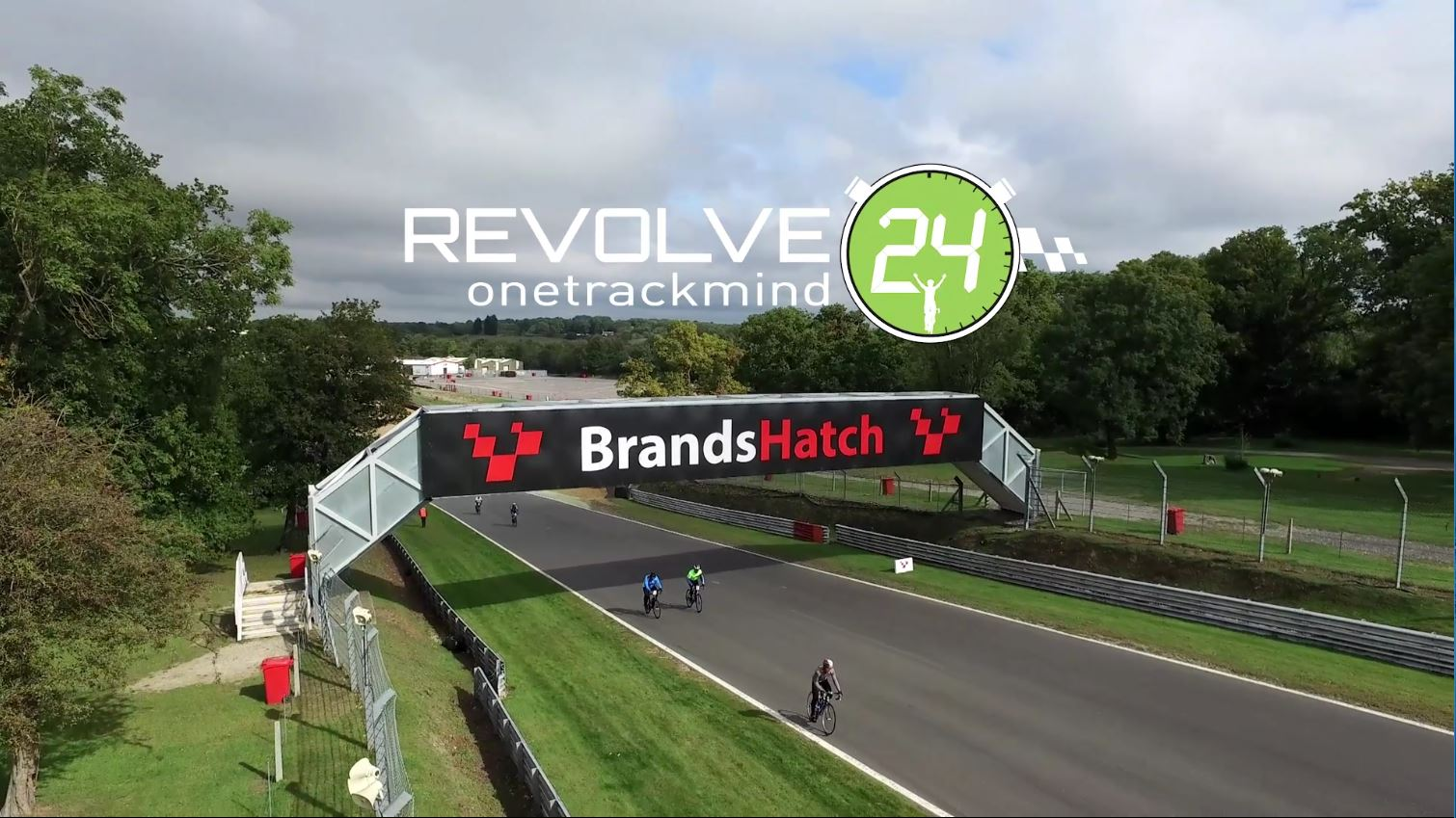 Brands Hatch cycling event